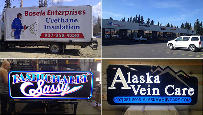 Sign Company in Kenai AK
